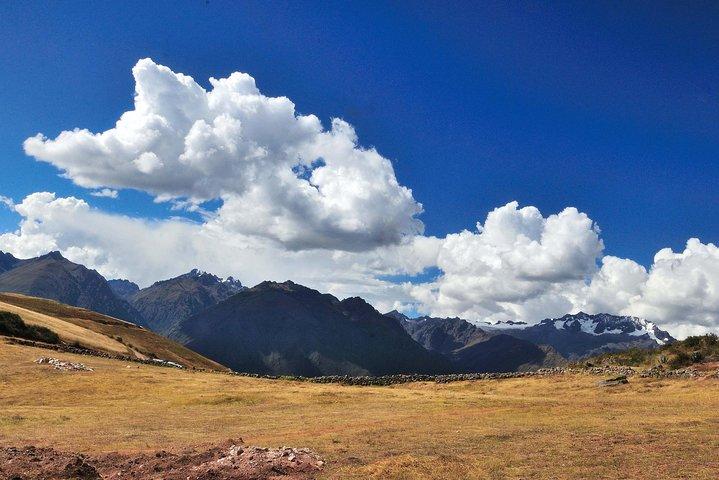 Excursão de dia inteiro pelo Vale Sagrado, Pisac e Ollantaytambo em Cusco, Cusco, PERU