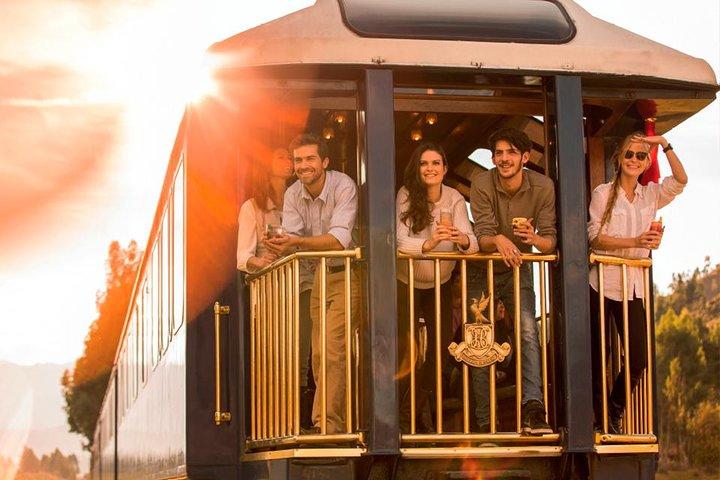 Hiram Bingham Luxury Train to Machu Picchu, Cusco, PERU