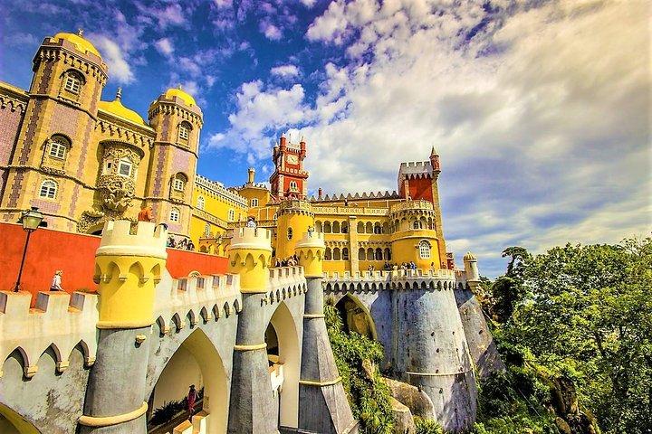 Sintra and Cascais Villages Private Luxury Tour, Lisbon, PORTUGAL