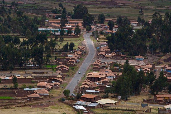 Half Day Cusco City Tour and Archeological Park of Sacsayhuaman, Cusco, PERU