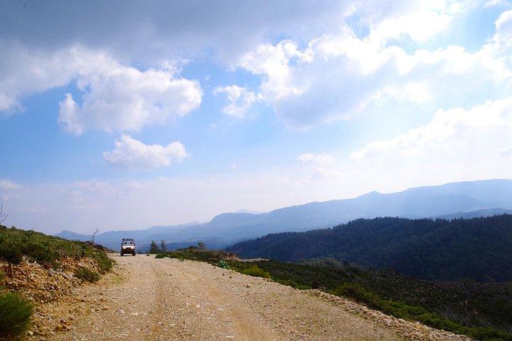 4x4 Buggy Adventures - Off-road Polaris Experience, Rhodes, GRECIA