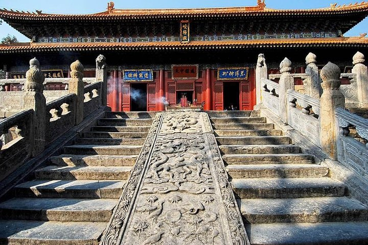 Private Day Tour to Zhongyue Temple and Shaolin Temple from Luoyang, Luoyang, CHINA