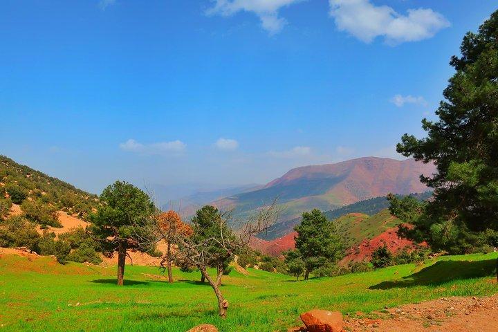 Private Atlas Mountains Day Trip, Marrakech, Morocco City, Morocco