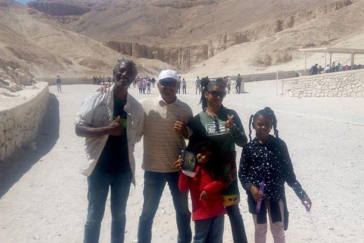 Luxor East and West Bank: Valley of the kings, Habu Temple,Karnak&Luxor Temples, Guiza, EGIPTO