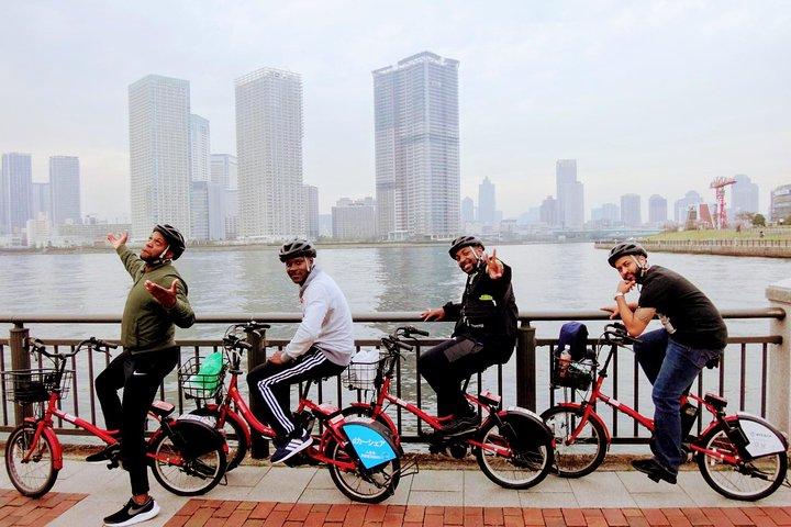 Enjoy local Tokyo E-bike tour, 3 hours of ride starts near Tokyo Station, Tokyo, JAPON