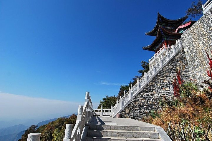All Inclusive Private Day Tour to Yuntai Mountain from Luoyang, Luoyang, CHINA