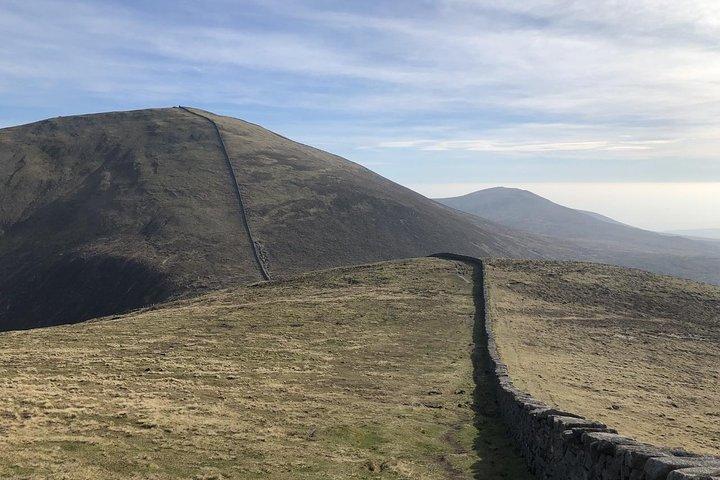 Mountain walks in the Beautiful Mountains of Mourne, Belfast, IRLANDA