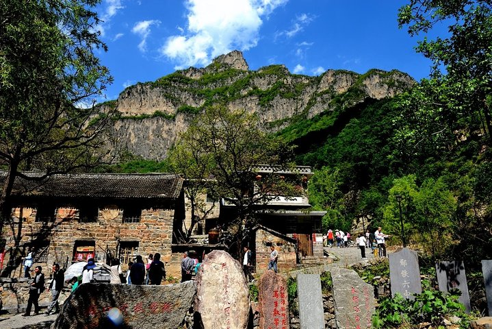 All Inclusive Private Day Tour to Guoliangcun from Luoyang, Luoyang, CHINA