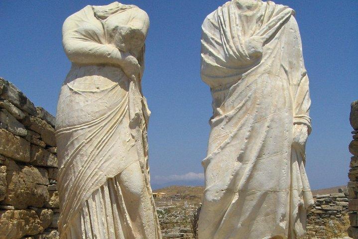 Delos Tour from Mykonos, Miconos, GRECIA