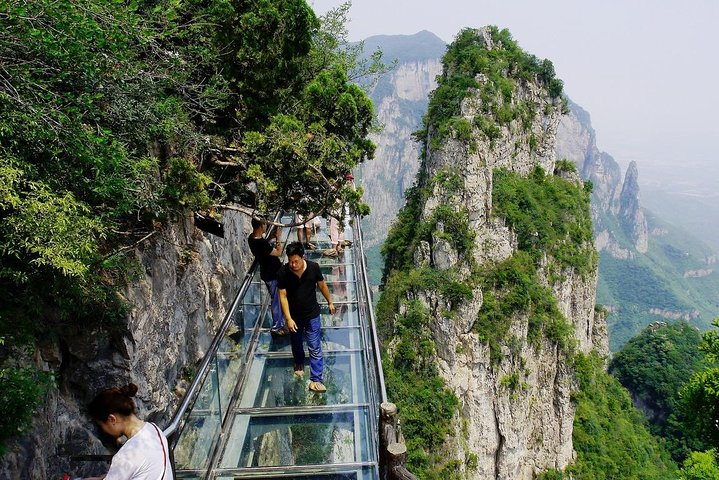 Private Independent Tour to Yuntai Mountain from Luoyang, Luoyang, CHINA