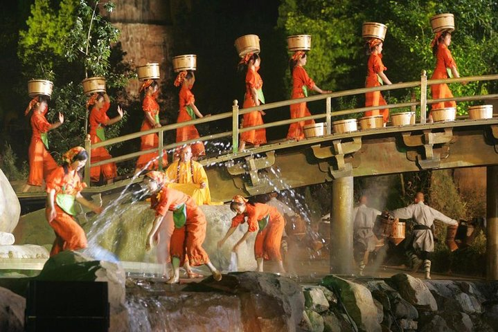 Independent Tour: Shaolin Temple with Zen Music Shaolin Ceremony from Luoyang, Luoyang, CHINA