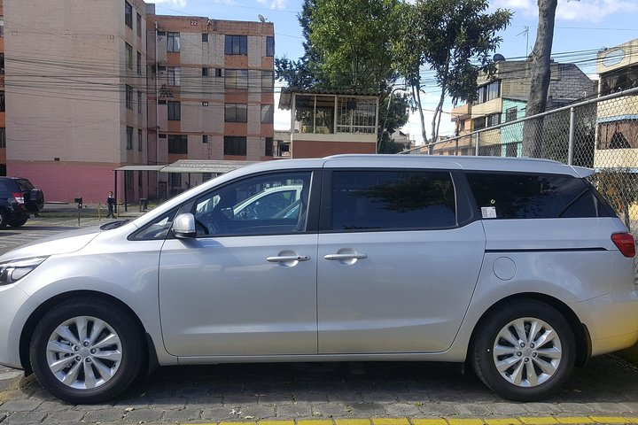 Guayaquil PRIVATE Arrival Transfer from the Airport to Hotels, Guayaquil, ECUADOR