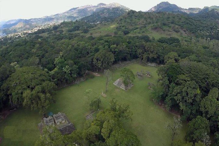 Copan Archeological Tour, Copan, Honduras