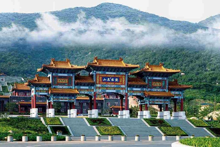 Private Day Trip to Panshan Mountain from Tianjin with Cable Car Ride and Lunch, Tianjin, CHINA