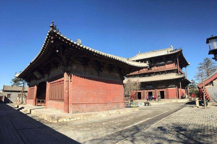 Tianjin Private Tour to Huangyaguan Great Wall and Dule Temple, Tianjin, CHINA
