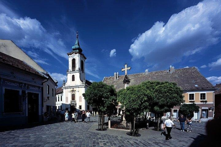 SzentEndre-SaintAndrew City Privately Shopping and Picturesque, Budapest, Hungary