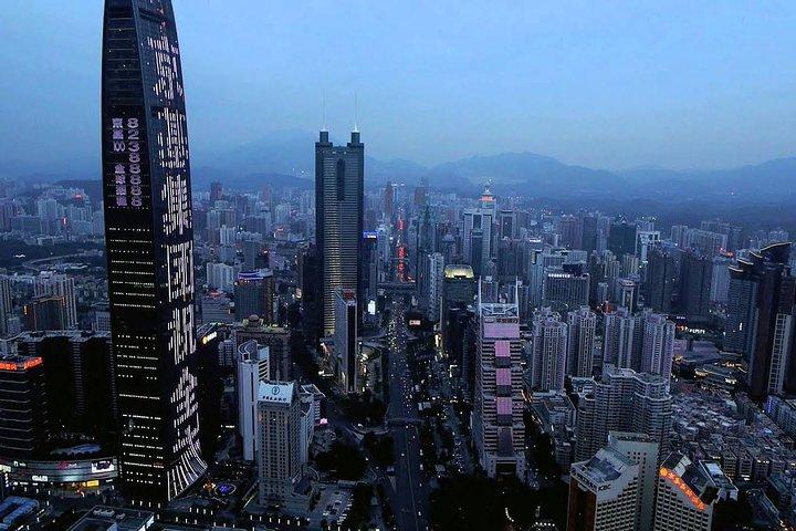 Shenzhen Downtown to Hong Kong Private Transfer, Shenzhen, CHINA
