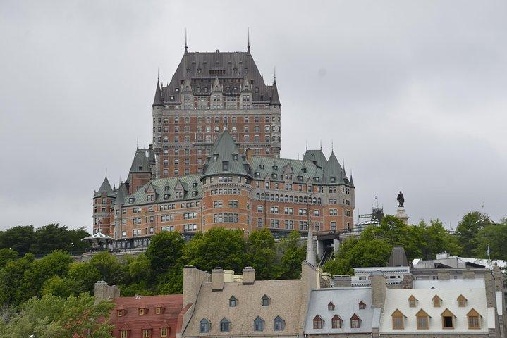 4 Hour Electric Bike Rental in Quebec City, Quebec, CANADA