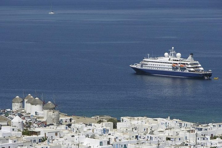 Private Arrival Transfer: Mykonos Airport or Cruise Port to Hotels, Miconos, GRECIA
