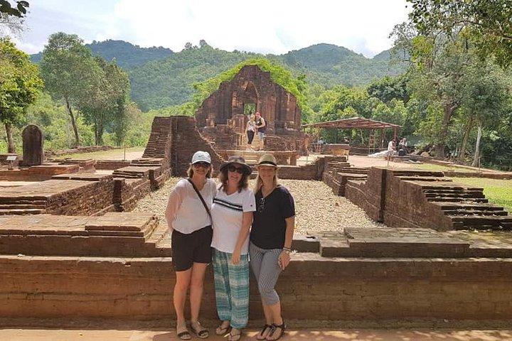 MY SON SUNRISE TOUR From HOI AN or DA NANG, Da Nang, VIETNAM