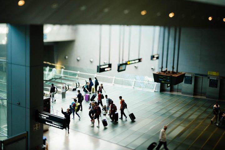 Traslado privado para llegadas: del aeropuerto de Medellín al hotel, Medellin, COLOMBIA