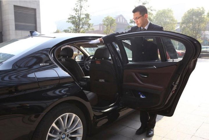 Private Transfer From City to Shanghai Pudong International Airport, Shanghai, CHINA