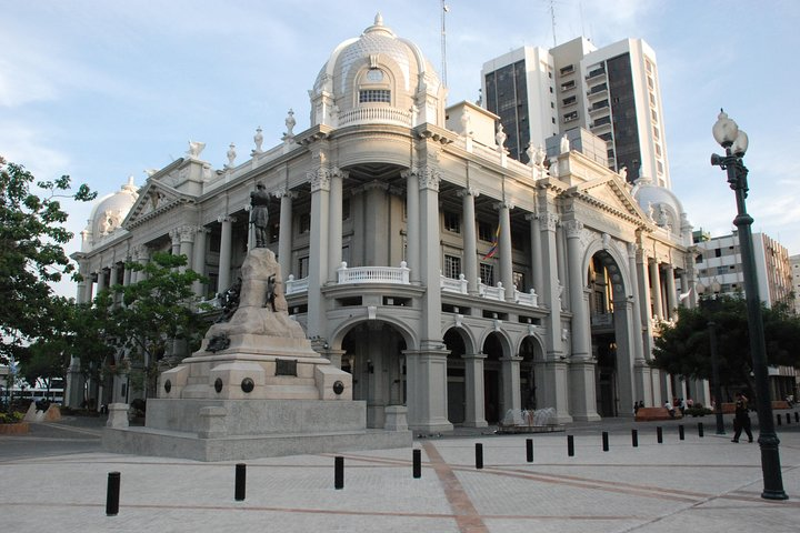 Recorrido por la ciudad de Guayaquil, Guayaquil, ECUADOR