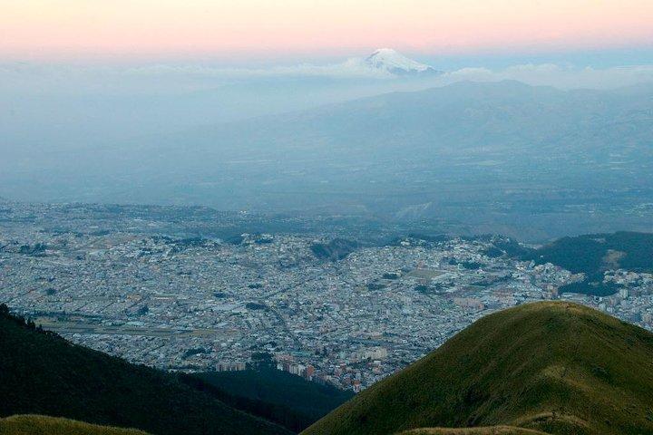 Traslado de partida de Quito, Quito, Equador