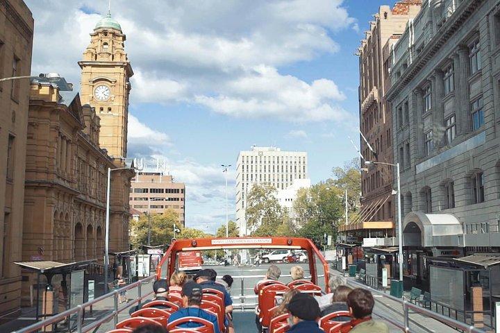 Hobart Hop-On Hop-Off Bus & kunanyi/Mt Wellington Tour, Hobart, AUSTRALIA