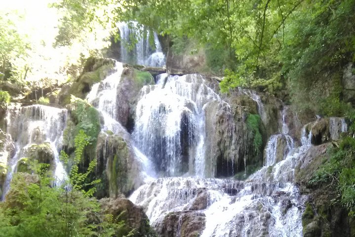 Lovech, Krushuna Waterfalls and Devetaki cave from Sofia, Sofia, BULGARIA