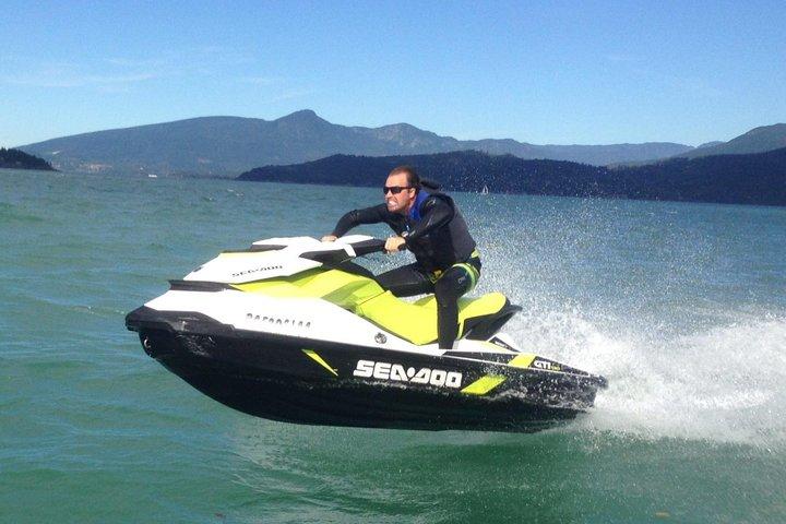 Excursão de Jet ski pela Baía Inglesa saindo de Vancouver, Vancouver, CANADÁ