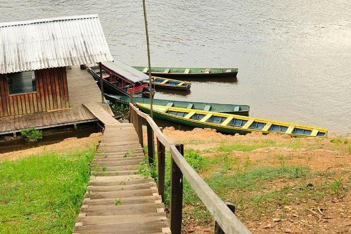 4-Day Manaus Amazon Jungle Adventure, Manaus, BRASIL
