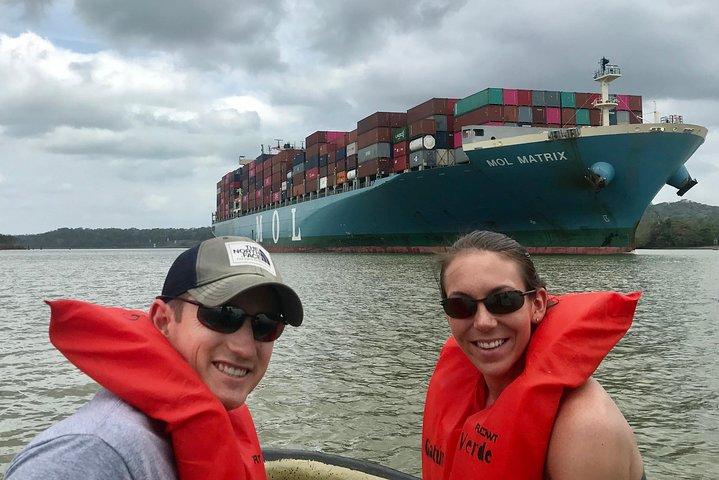 Visita privada en barco a la isla de los monos en el Canal de Panamá, Ciudad de Panama, PANAMA