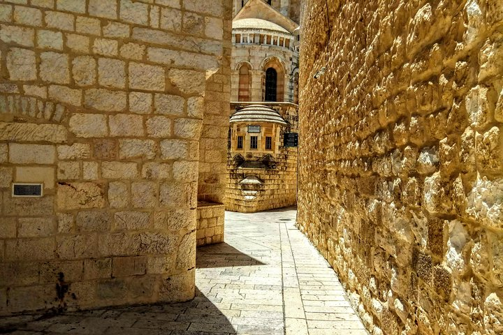Jerusalem Boutique Tour from Tel Aviv, ,