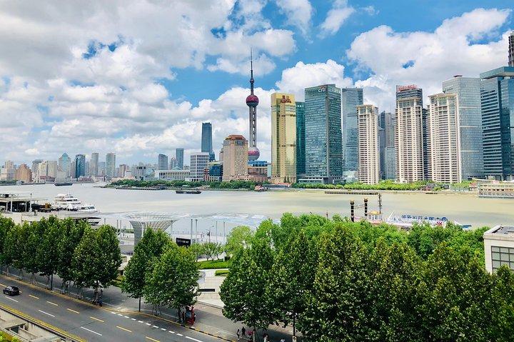 4-Hour Private Customized Shanghai City Tour, Shanghai, CHINA