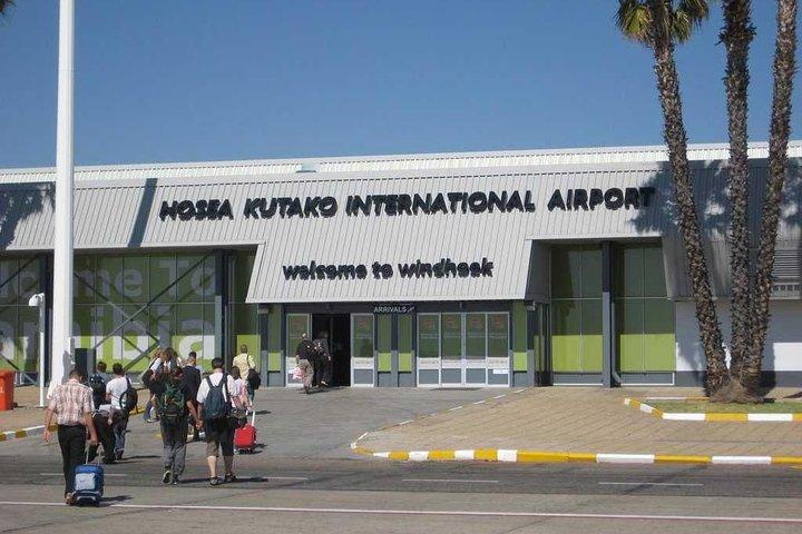 Airport Shuttle, Windhoek, Namibia