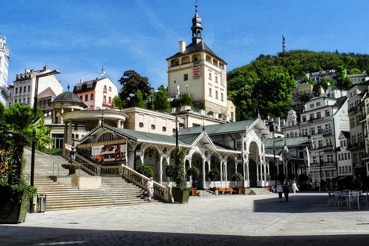 Karlovy Vary Day Trip from Prague, Praga, REPUBLICA CHECA
