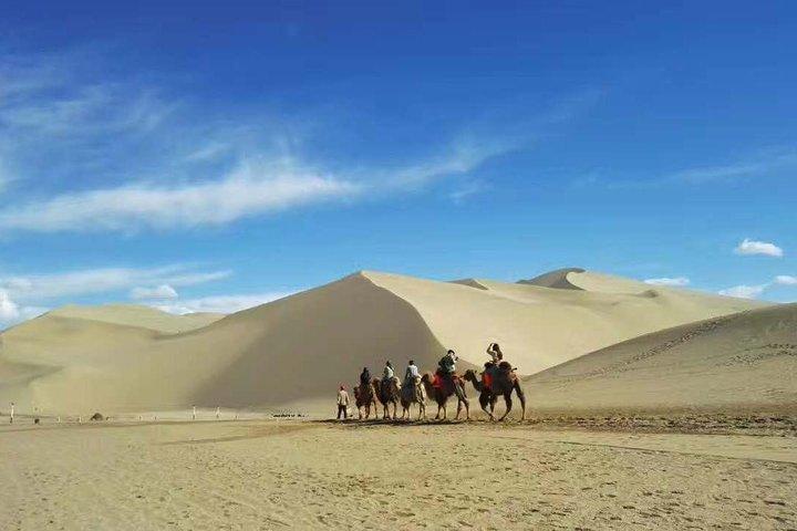 7-Day Silk Road Tour from Kashgar to Dunhuang, Jiayuguan, Kashgar, CHINA