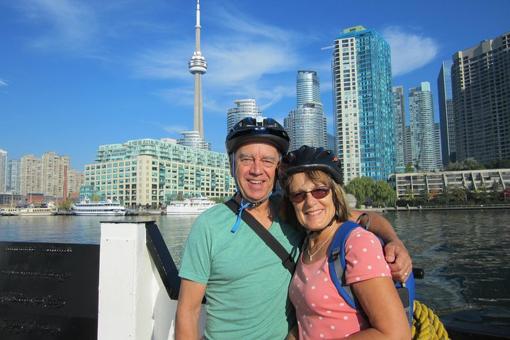 Toronto Islands Morning Bike Tour, Toronto, CANADA