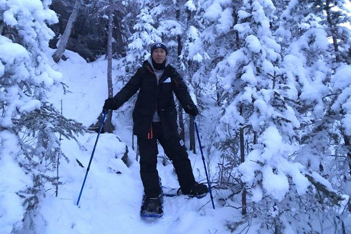 Yellowknife Snowshoeing Tour, Yellowknife, CANADA