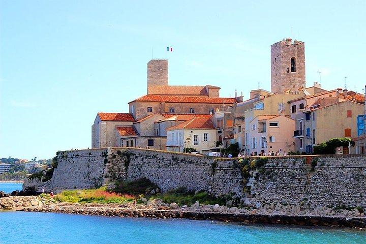 Recorrido de medio día a Cannes, Antibes y St Paul de Vence desde Niza, Niza, FRANCIA