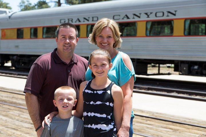 Grand Canyon Railway Adventure Package, Flagstaff, AZ, ESTADOS UNIDOS