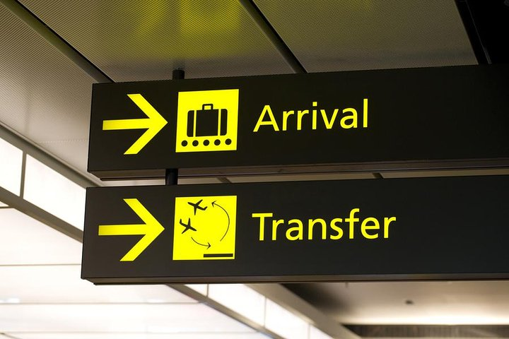 Traslado privado para llegadas al aeropuerto de El Cairo, El Cairo, EGIPTO