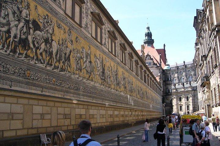 Dresden Day Trip from Berlin With Guided Dresden Walking Tour, Berlim, Alemanha