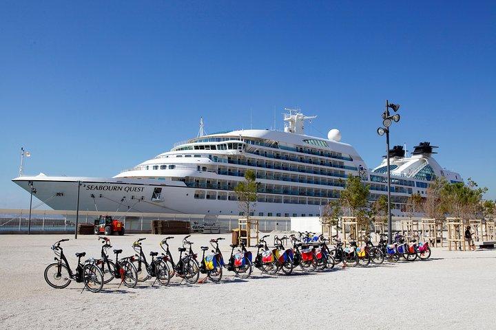 Excursión por la costa de Marsella: Recorrido privado en bicicleta eléctrica, Marsella, FRANCIA