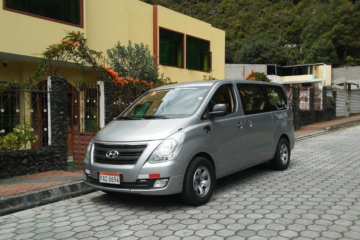 Guayaquil PRIVATE Departure Transfer from Hotels to the Airport, Guayaquil, Equador