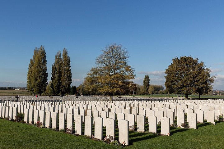 Remembrance tour from Bruges. The city Bruges & the poppies of Flanders Fields, Brujas, BELGICA