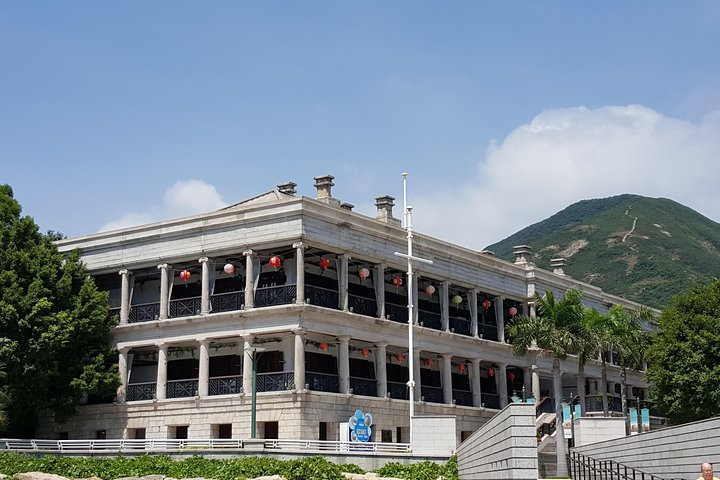 Hong Kong Island Half-Day Tour including Peak Tram, Hong Kong, CHINA