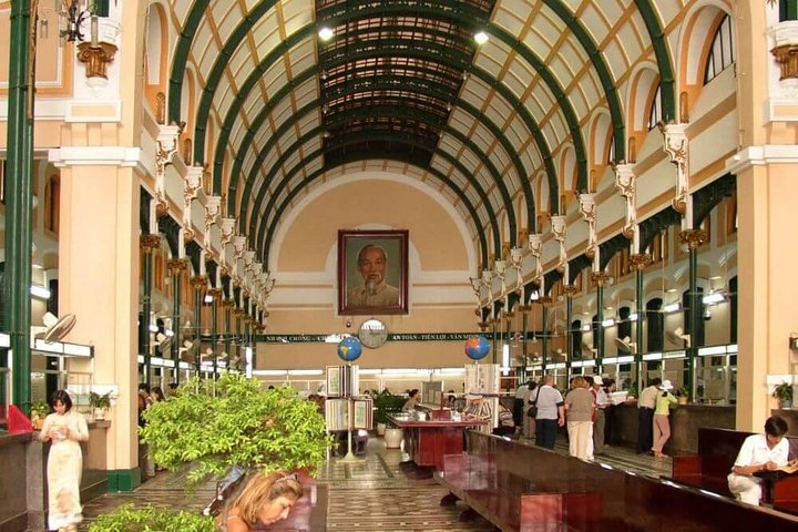 Ho Chi Minh City With Buffet Lunch Half Day Tour, Ho Chi Minh, VIETNAME