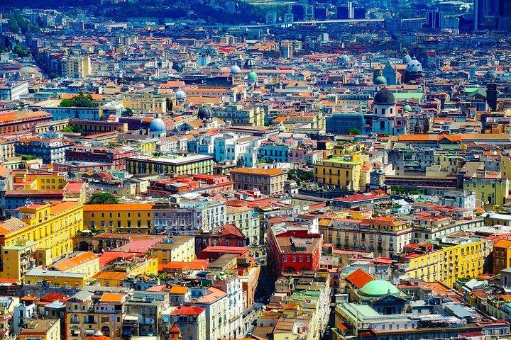 Private Transfer from Alberobello to Naples with 2 Sightseeing Stops, Alberobello y Locorotondo, ITALIA